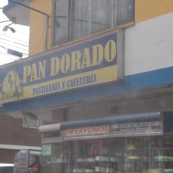 Pan Dorado Pasteleria y Cafeteria en Bogotá