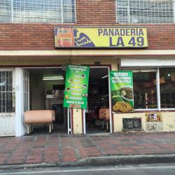 Panadería La 49 en Bogotá