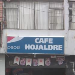 Cafe Hojaldre  en Bogotá
