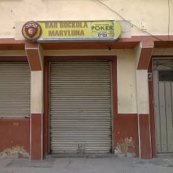 Bar Rockola Maryluna en Bogotá