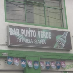 Bar Punto Verde en Bogotá