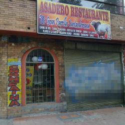 Asadero Restaurante Mi Gran Parrilla Santandereana en Bogotá