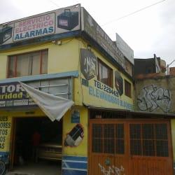 Autoradios Carrera 105 con 79 en Bogotá