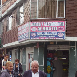 Avicola y  Salsamentaria Alkosto  en Bogotá