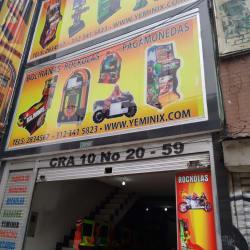 Yeminix  en Bogotá
