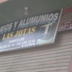Vidrios y Aluminios Las Jotas en Bogotá