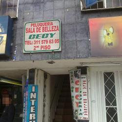 Peluquería Sala de Belleza Cecy en Bogotá