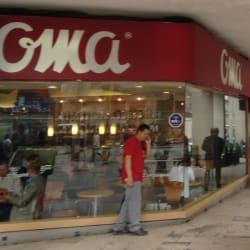 Café Oma en Bogotá