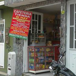 Cafetería Tienda Si Hay en Bogotá