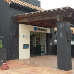 Biblioteca de Vitacura en Santiago