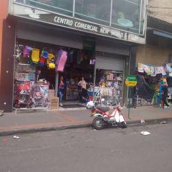 Centro Comercial New World en Bogotá
