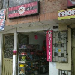 Charly Tortas en Bogotá