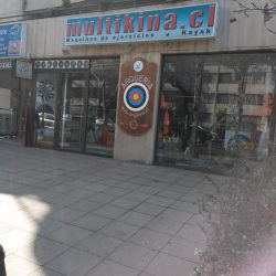 Multikina en Santiago