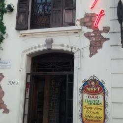 Restaurante Neft en Santiago
