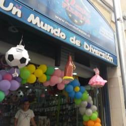 Mundo Fiesta - Rosas en Santiago
