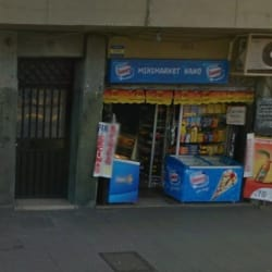 Nano Minimarket en Santiago