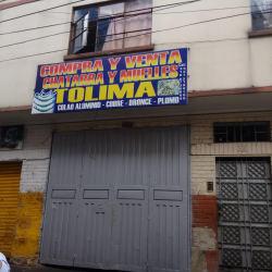 Compra y Venta de Chatarra y Muelles Tolima  en Bogotá