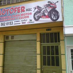 Motofer M&C en Bogotá
