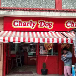 Charly Dog- Alameda en Santiago