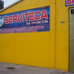 JR Serviteca  en Bogotá