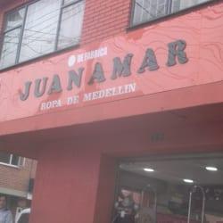 Juan Amar en Bogotá