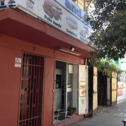Comida al Paso: In and Out en Santiago
