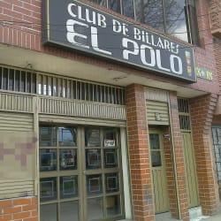Club De Billares El Polo en Bogotá