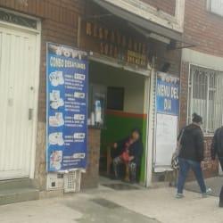 Restaurante Sofi Brasas en Bogotá