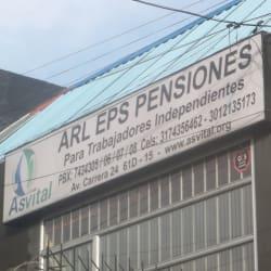 Asvital en Bogotá