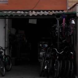 Bicicletería en Bogotá
