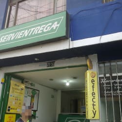 Servientrega Álamos Diver en Bogotá