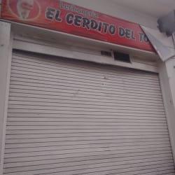 Lechoneria el Cerdito del Tolima  en Bogotá