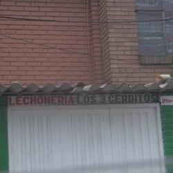 Lechoneria Los 3 Cerditos  en Bogotá