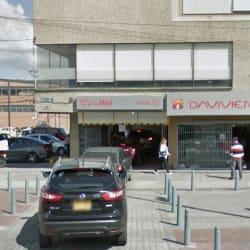 Banco Davivienda Toberín en Bogotá