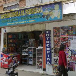 Distribuidora El Pedregal en Bogotá