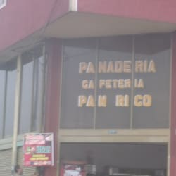 Panaderia Cafeteria Pan Rico en Bogotá