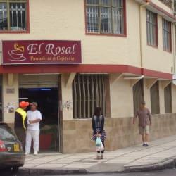 Panaderia & Cafeteria El Rosal  en Bogotá