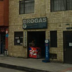 Droguería Farma Ortiz en Bogotá