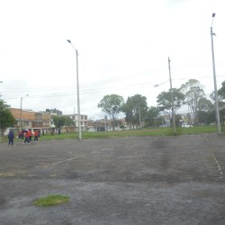 Parque Gorgonzola Calle 4F en Bogotá