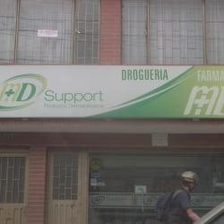 Droguería Support  en Bogotá