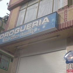 Drogueria The New family en Bogotá