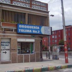 Drogueria Tolima Nº 2  en Bogotá
