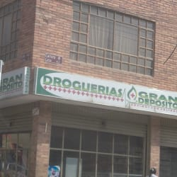 Droguerias Gran Deposito en Bogotá