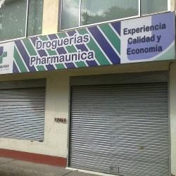Droguerías Pharmaunica  en Bogotá