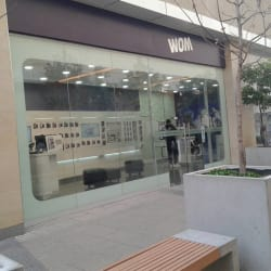 Wom I - Mall Plaza Tobalaba en Santiago