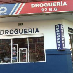 Drogueria 92 B.G  en Bogotá