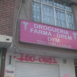 Drogueria Farma-Drem Dym en Bogotá