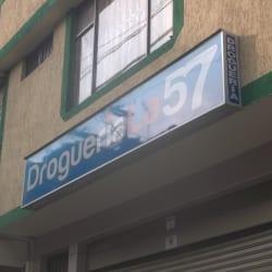 Drogueria La 57 en Bogotá