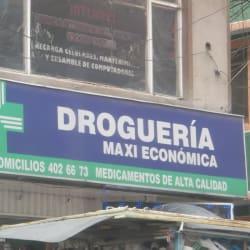 Drogueria Maxi Economia en Bogotá