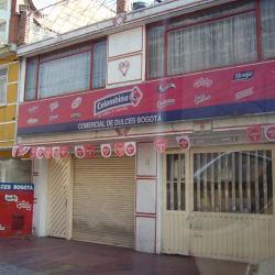 Dulceria Calle 71B con 80A en Bogotá